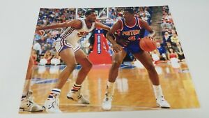 Joe Dumars 8x10 GLOSSY PHOTOS UNSIGNED FREE S&H NBA BASKETBALL Detroit Pistons