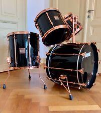 Sonor Hilite Exclusive Schlagzeug Drumset Shellset 22,12,13,16