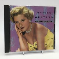 MARGARET WHITING COLLECTORS SERIES Rare AAD CD Album - Complete, VG Condition