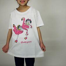 """Sasuraikimono Series """"Furamingo-zoku""""/Flamingo Tribe/T-Shirt/5.6 oz/Girls-S/New"""