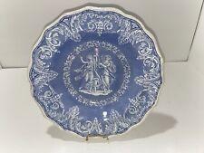 New listing Ekb Elkin, Knight & Bridgwood Etruscan Transferware Dinner Plate c. 1830 (A)