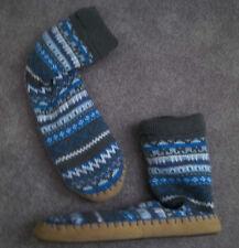 Ladies The Original Slipper Sock Shoe size medium 6 ½ to 7 ½