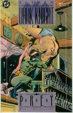 Batman: Legends of the Dark Knight # 12 (paul Gulacy) (proie part 2) (états-unis, 1990)
