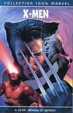 X-MEN N°4 . 100% MARVEL . 2005 .