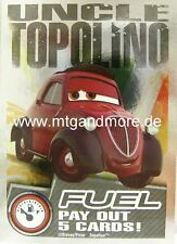 Cars 2 TCG-Uncle Topolino-Foil