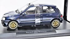 RENAULT CLIO WILLIAMS 1993 NV18523 CAR MODEL MINIATURE 1 18 NOREV DIE CAST CARS