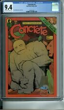 CONCRETE #1 CGC 9.4 EARLY INDY VERY RARE IN HIGH GRADE - ONE OF TOP THREE GRADED