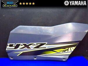 Yamaha YXZ1000 LEFT SIDE DOOR SKIN PLASTIC PANEL COVER