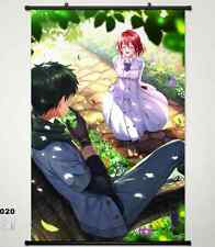 Snow White with the Red Hair Home Decor Anime Japan Poster Wall Scroll 020 Shira