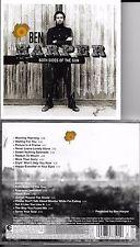 CD 18T BEN HARPER BOTH SIDES OF THE GUN DE 2006 EUROPE
