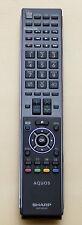 GB013WJSA original Fernbedienung remote contro telecomando distancia Sharp AQUOS