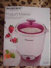 New SilverCrest Yogurt Maker machine