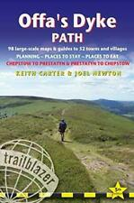 Offa's Dyke Path - 98 Large-Scale Maps (Paperback)