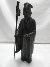 Japanese Bronze Antique Statues