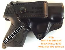 BLACKHAWK! 420429BK-R INSIDE WAISTBAND HOLSTER RH S&W M&P SHIELD 9/40 3.1 BARREL