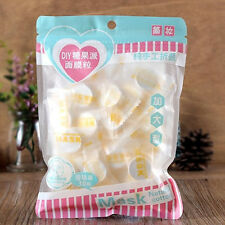 30X NON-WOVEN FABRIC FACE MASK PAPER SKINCARE DIY COMPRESSED SHEETS FAST PIN