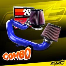 03-06 Toyota Matrix XR 1.8L Blue Cold Air Intake + K&N Air Filter