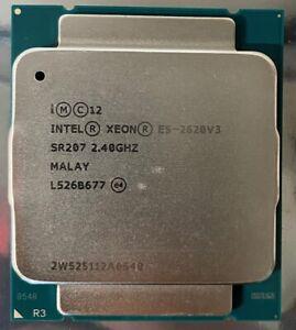 INTEL XEON E5-2620 v3 SR207 6 Core 2.4GHz PROCESSOR