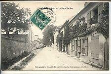 CP 77 Seine-et-Marne - Saint-Jean - Rue d'En Bas