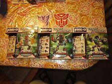 Transformers Kreon Kre-O Micro Changers Combiners Defensor Abominus Piranacon
