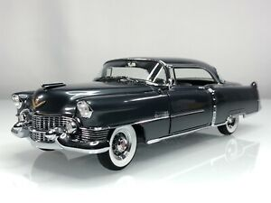 Danbury Mint 1954 Cadillac Coupe DeVille Ltd Ed of 5000 Gander Gray 1:24 Diecast