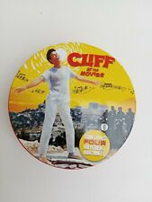More details for cliff richard at the movies 4 metal mug mats/coasters (still wrapped in paper)