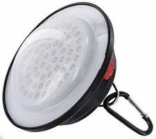 Brilla 60 Led Tienda ligero - LED Colgante ACOPLABLE LINTERNA MILITAR Aire Libre