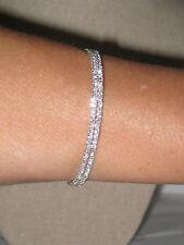 Stella & Dot Radiance Coil Silver Bracelet - New in Box!
