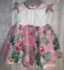 Girls Age 3-6 Months - Monsoon Pretty Summer Dress