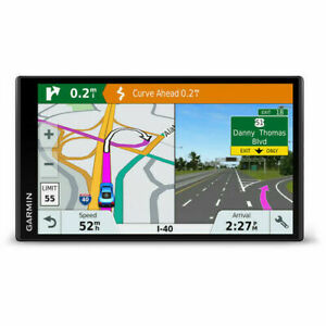 """Garmin Drive 61 EX Vehicle GPS with 6"""" Screen and US Lifetime Maps 010-01679-09"""