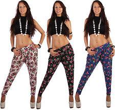 Damen-Hosen im Chinos-Stil mit Viskose