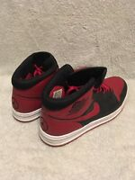 Nike Air Jordan Alpha 1 Black Red (392813-001) Size 12 PreOwned