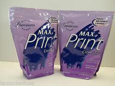 Alginate Maxi Print Cromatic Premium Dustless 1 Lb Fast Set Type I Kit 2 Uds