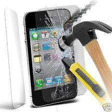 100% autentico in vetro temperato PELLICOLA PROTEGGI SCHERMO per Apple iPhone 4 / 4S