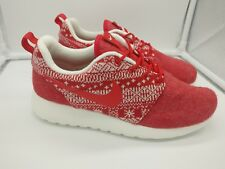 Nike Womens Roshe One Winter UK 5 University Red Sail 685286661