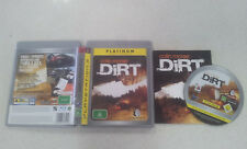Colin McRae DiRT Sony PS3 Game