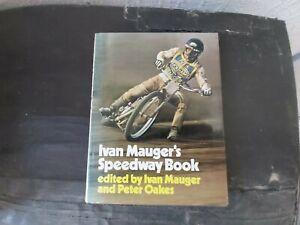 Ivan Mauger Speedway Book Mauger & Peter Oakes 1972 Pelham Books