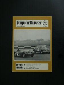 JAGUAR DRIVER JOURNAL MAY 1978