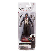 Assassin's Creed Arno Dorian Action Figure by McFarlane Toys NIB NIP Series 3