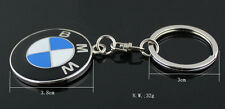 Key Chain Metal  Keychain Key Ring BMW Logo Free Shipping