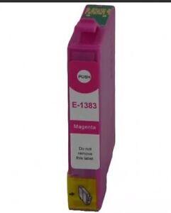 Epson Ink Compatible E-138 Cartridge - Magenta