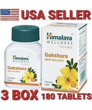3X Gokshura Himalaya total 180TAB increase men libido improves sexual desire USA