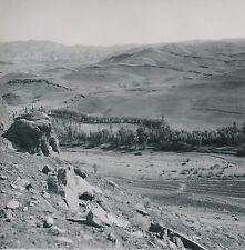 QAZVIN c. 1960 - Route de Hamadan Les Monts Elbourz  Iran  - Div 6314