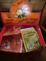 Lot von 30 Heinerle Wundertüten mit Verkaufskarton  Sim Sala Bim ungeöffnet