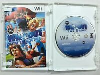 Wipeout The Game ABC Nintendo Wii W/ Case Manual