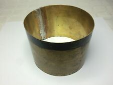 Brass Housing Suitable For A French Drum Movement / French clock Movement 110x80
