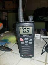 Standard horizon vhf marine radio #Hx260S