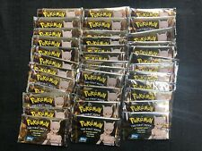 36 PACK LOT - POKEMON TOPPS THE FIRST MOVIE ** PIKABLU ERROR ** = booster box
