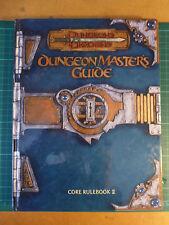 Dungeon Master guía para Advanced Dungeons y dragones (AD & D)