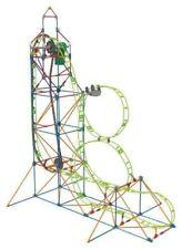New K'Nex Amazin' 8 Roller Coaster Building Set 448pc